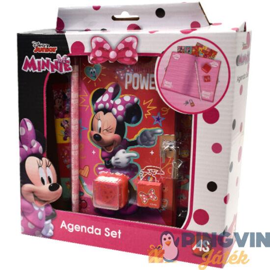 AS Toys - Minnie egér napló kreatív szettel (1027-06155)