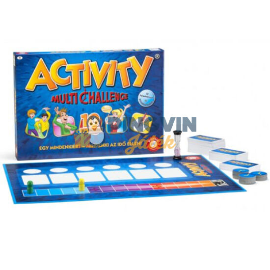 Piatnik - Activity Multi Challenge (740220)