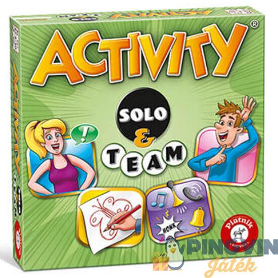 Activity Solo&Team társasjáték - Piatnik