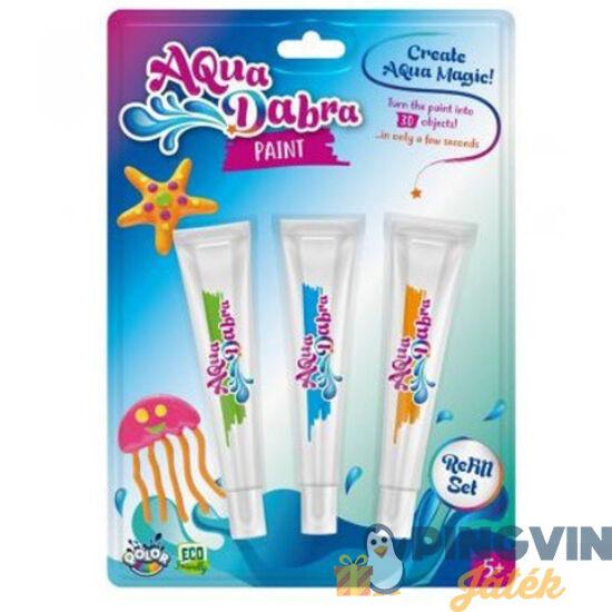 Flair Toys - AquaDabra 3db-os festék készlet (3600033619)