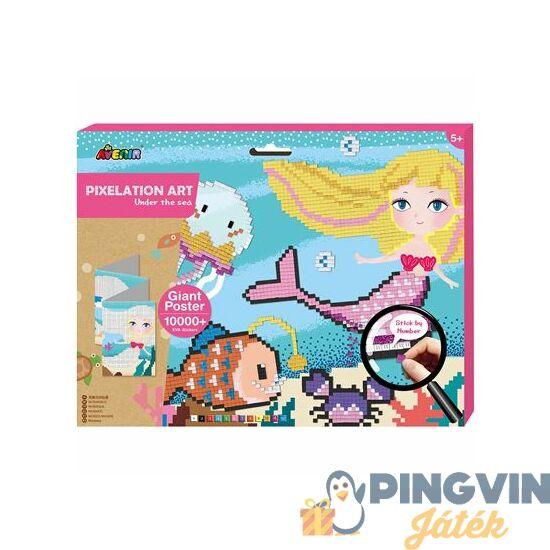 Avenir Kids - Pixel technika-tenger alatti világ (CH191597)