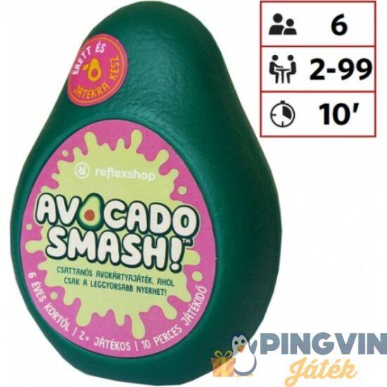 Avocado Smash party társasjáték