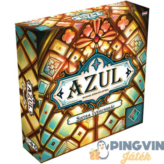 Azul Sintra üvegcsodái családi-absztrakt stratégiai társasjáték