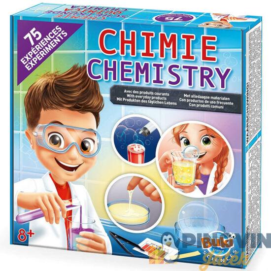 Buki - Kémiai labor 75 kísérlet