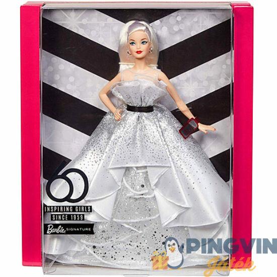 Barbie: 60. Évfordulós baba - Mattel