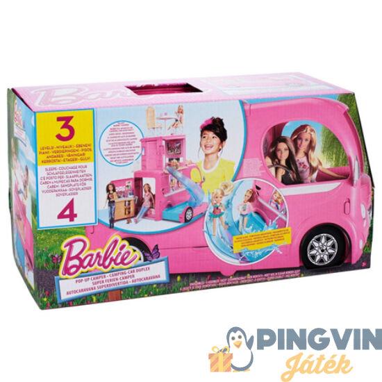 Barbie: Az álom lakóautó - Mattel