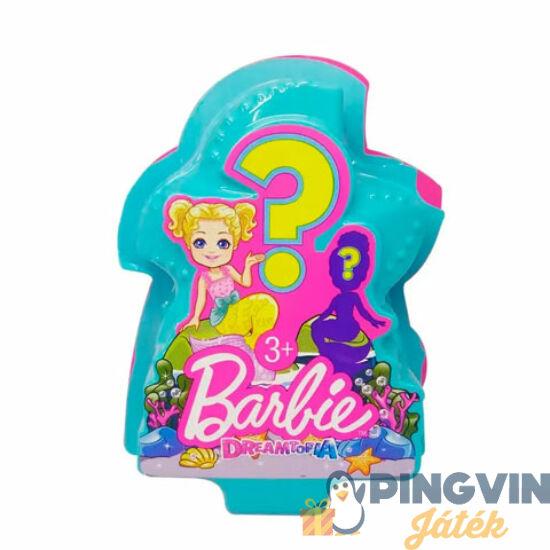Mattel - Barbie Dreamtopia: Meglepetés sellők többféle változatban 1db (GHR66)