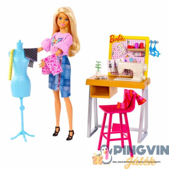 Barbie karrier kieg. Varroda játékszett  - Mattel