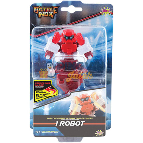 Battle Nox: 1db-os robotfigura szett többféle változatban