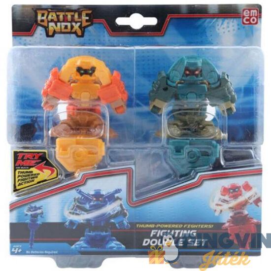 Battle Nox: 2db-os robotfigura szett többféle változatban
