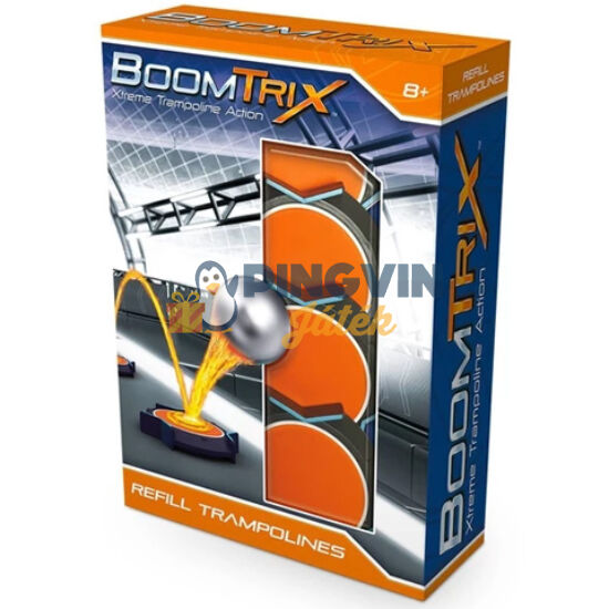 Boomtrix Trambulin kiegészítő csomag