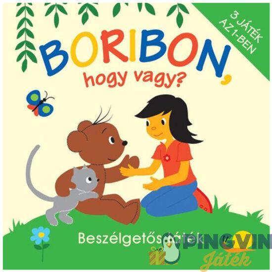 Pagony - Boribon, hogy vagy? - játék (105549)