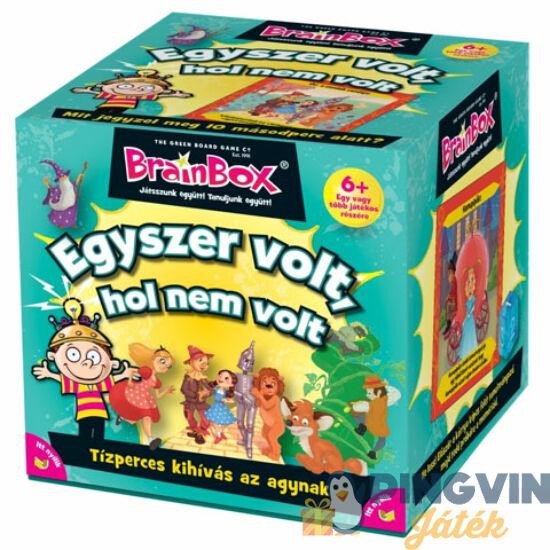 Brainbox: Egyszer volt, hol nem volt társasjáték