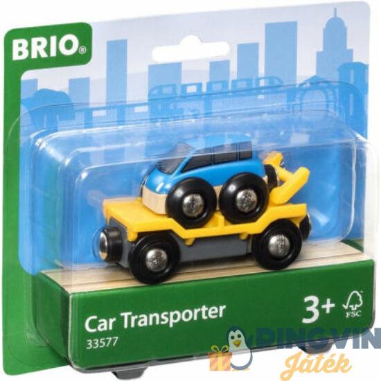 Brio Autószállító vagon 33577
