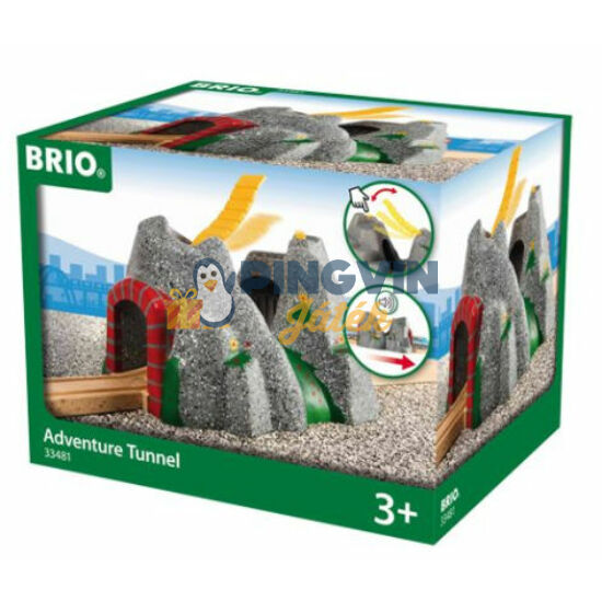 Brio - Kaland alagút 33481 (33481)