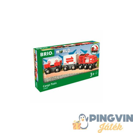 Brio Teherszállító vonat 33888