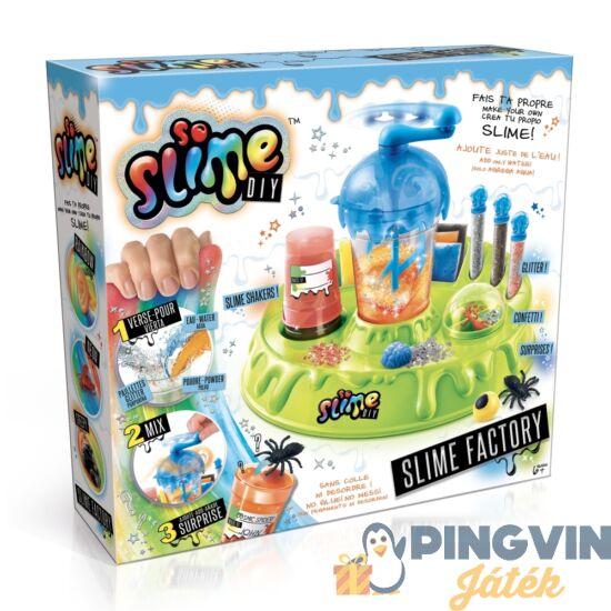 Slime Laboratórium, Fiús - Canal Toys
