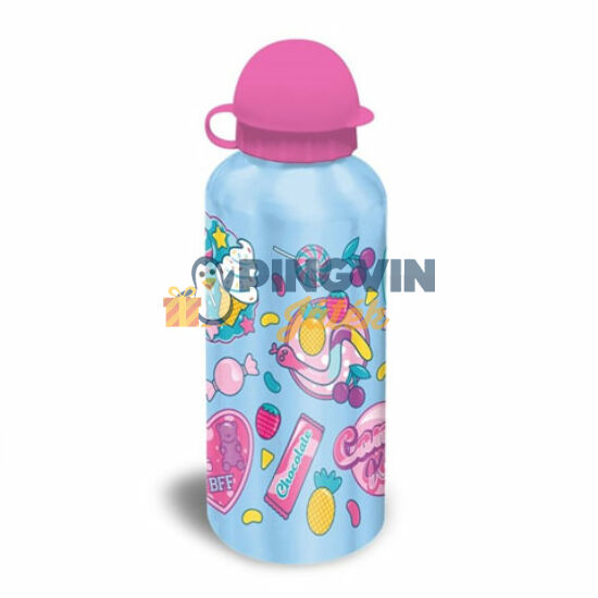 Candy alumínium kulacs 500ml - Kids Euroswan