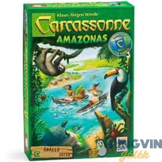 Carcassone Amazonas társasjáték - Piatnik