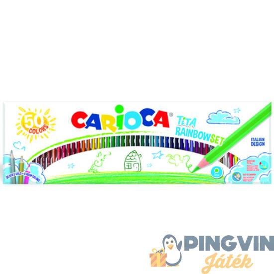 Carioca - Tita 50db-os színes ceruza készlet (42990)