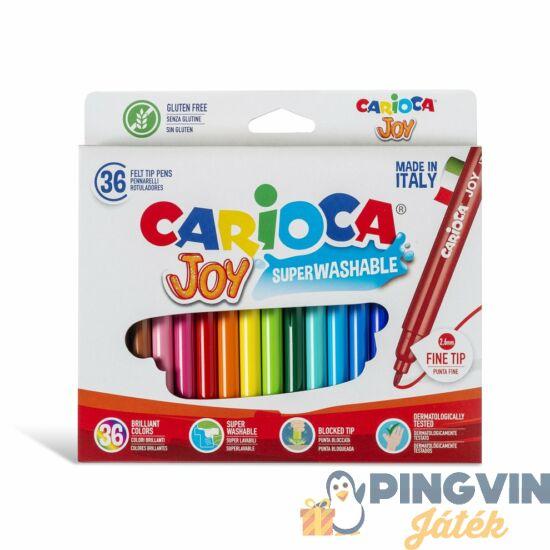 Carioca - Filctoll dobozban 36db-os (40616)