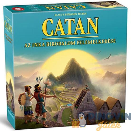 Catan Inka társasjáték 802294 - Piatnik