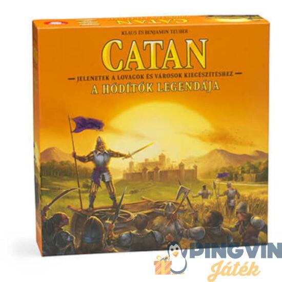 Piatnik - Catan Társasjáték A hódítók legendája (803796)