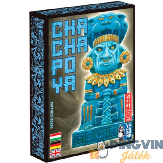 Chachapoya családi kártyajáték - Asmodde