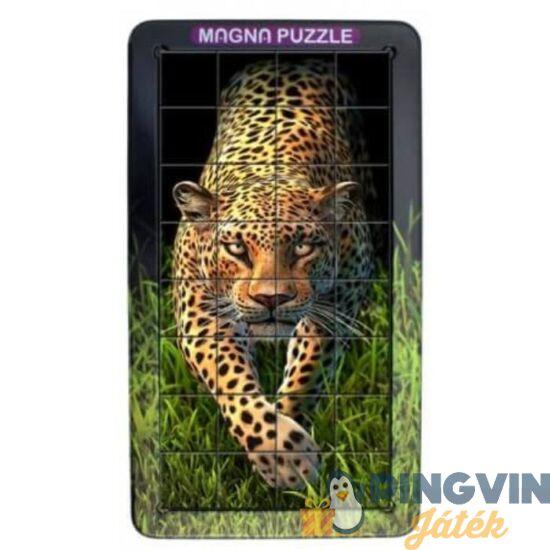 Cheatwell Games 3D Magna 32db leopárd puzzle