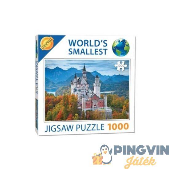 Cheatwell Games A világ legkisebb kirakója-Neuschwanstein kastély