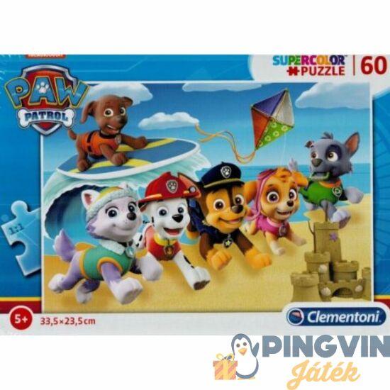 Clementoni - Mancs őrjárat 60db-os puzzle