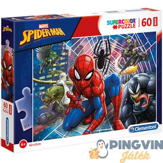 Clementoni - Marvel Pókember Maxi puzzle 60db-os