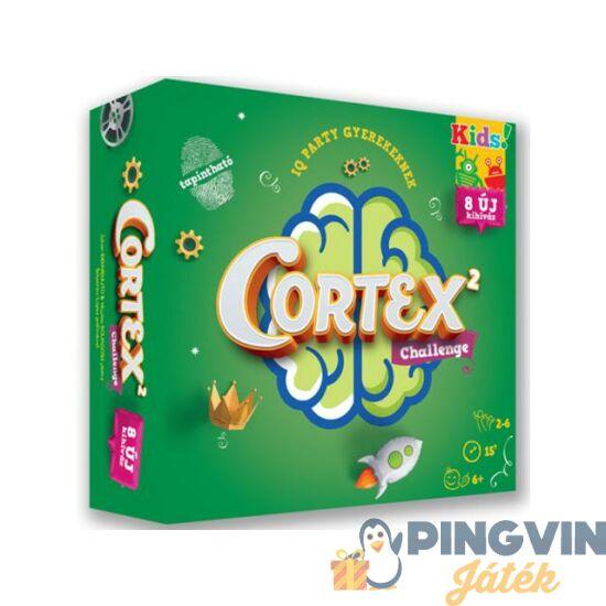 Asmodee - Cortex Challenge 2 gyerekeknek (CMC10005)