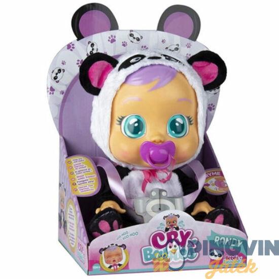 IMC Toys - Cry babies interaktív könnyes baba - Pandy (IMC098213)