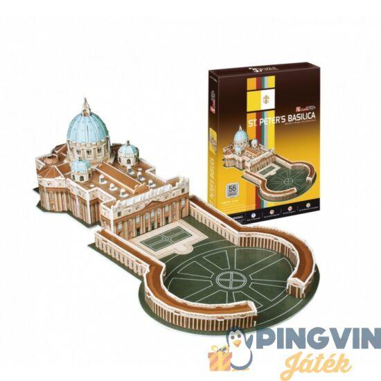 CubicFun - 3D puzzle, Szent Péter Bazilika 68db-os