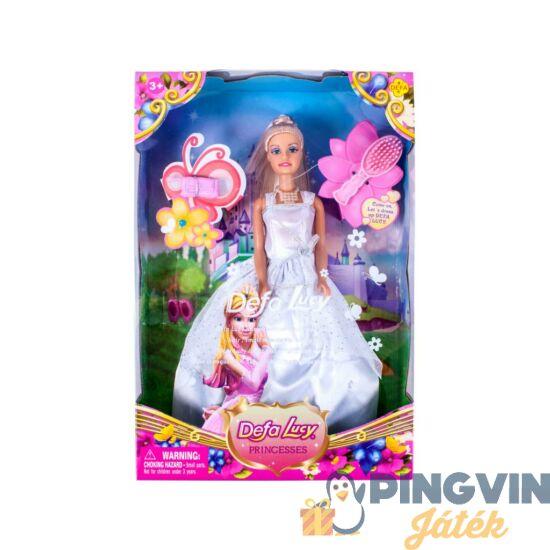 Defa - Lucy hercegnő baba kiegészítőkkel - 30 cm