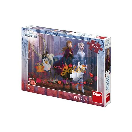 Dino Toys - Puzzle 300 db XL - Jégvarázs 2