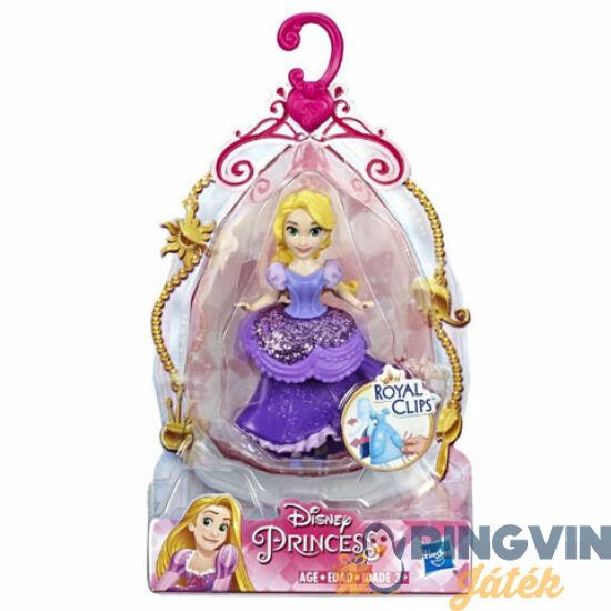 Disney Hercegnők: Öltöztethető Aranyhaj figura 9cm - Hasbro