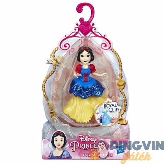Disney Hercegnők: Hófehérke öltöztethető figura 9cm - Hasbro