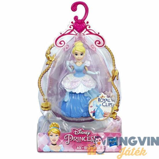 Hasbro - Disney Hercegnők: Hamupipőke öltöztethető figura 9cm (E3049/E4860)