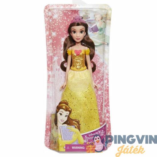 Disney Hercegnők: Ragyogó Belle baba 28cm - Hasbro