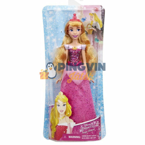 Disney Hercegnők: Ragyogó Csipkerózsika baba 28cm - Hasbro