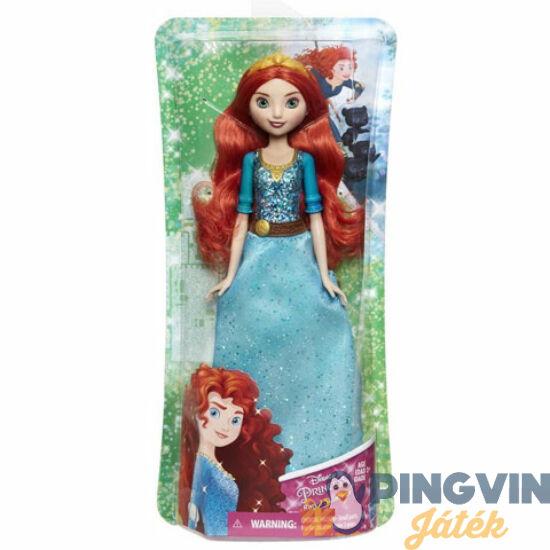 Disney Hercegnők: Ragyogó Merida baba 28cm - Hasbro