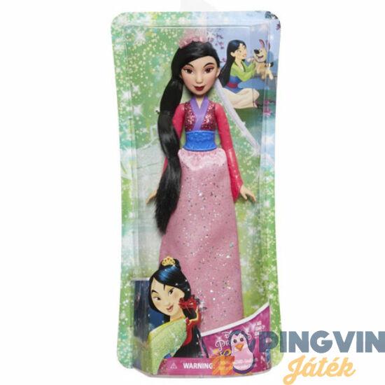 Disney Hercegnők: Ragyogó Mulan baba 28cm - Hasbro