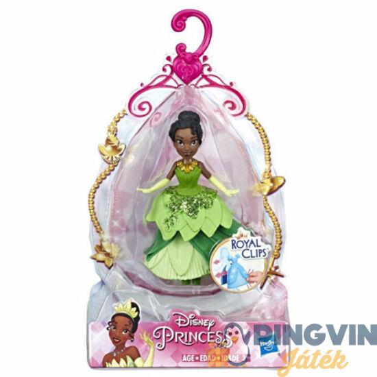 Disney Hercegnők: Tiana öltöztethető figura 9 cm - Hasbro