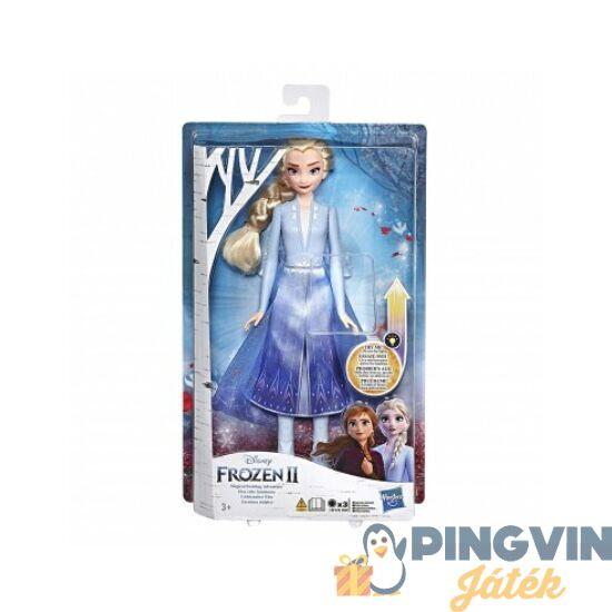 Hasbro - Disney Jégvarázs 2. Világító Elsa baba (E7000)