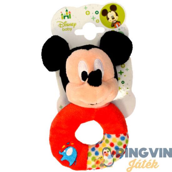 Disney Mickey Egér plüss csörgő