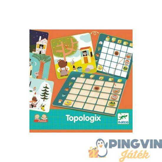 Djeco - Topologix Társasjáték 8354 (DJ08354)