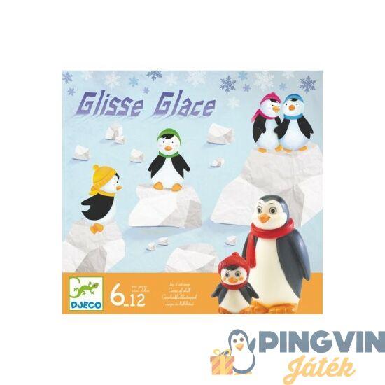 Djeco Free Slide - Pingvinfocizó társasjáték 8406