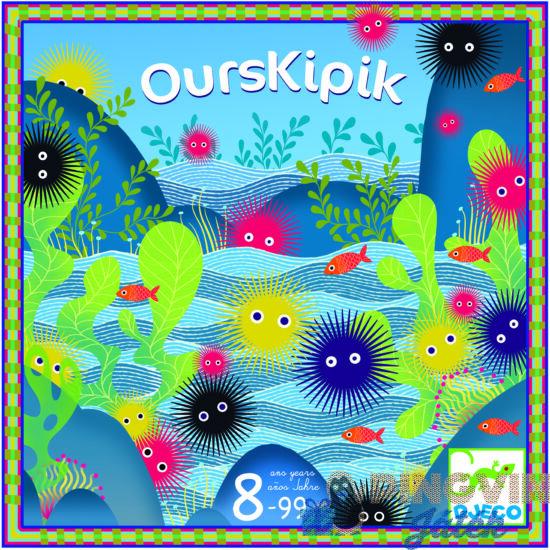 Djeco - Kipicot társasjáték (DJ08547)